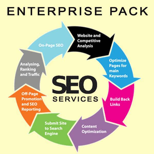SEO Enterprise Package for Global Promotion