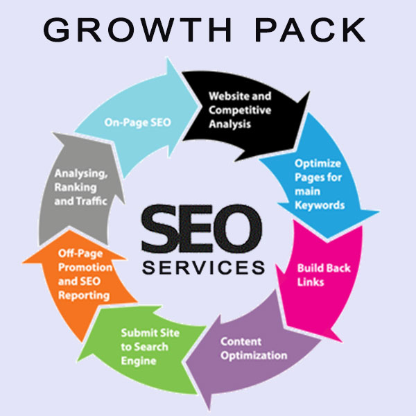 SEO Growth Pack for MSMEs